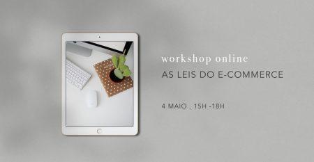 Workshop As leis do E-commerce
